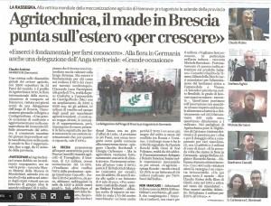 Agritechnica 2015 Nuova Cancelli